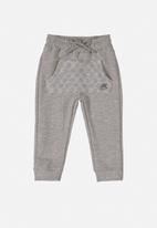 UP Baby - Baby girls sweatpants - grey