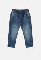 UP Baby - Boys pants - blue