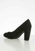 Madison® - Paige block heel - black