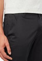 G-Star RAW - Bronson slim chino - black
