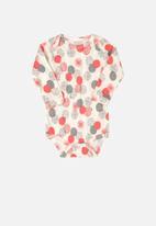 UP Baby - Baby girls printed bodysuit - pink/multi