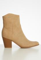 Miss Black - Cowgirl boot - neutral