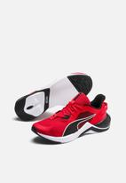 PUMA - Hybrid NX Ozone - high risk red-Puma black