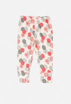 UP Baby - Baby  printed pants - multi