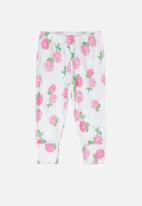 UP Baby - Baby rose pants - multi
