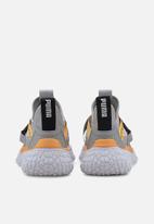 PUMA Select - Hi OCTN sports design - high rise-ultra yellow