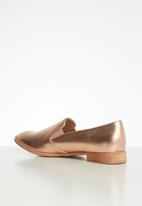 Superbalist - Calen loafer - rose gold