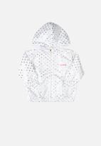 UP Baby - Baby  jacket - white