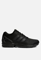 adidas Originals - ZX Flux - core black & dark grey