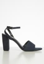 Superbalist - Luci barely-there heel - navy