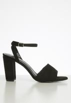 Superbalist - Luci barely-there heel - black