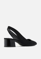 Call It Spring - Manzala heel - black