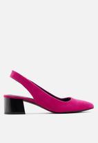 Call It Spring - Manzala heel - pink
