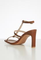 Superbalist - Diana slingback heel - brown