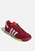 adidas Originals - SL 80 - scarlet / ftwr white / collegiate burgundy