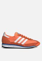 adidas Originals - SL 72 - amber tint / ftwr white / orange
