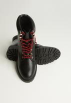 Superbalist - Londie lace-up boot - black