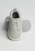 POP CANDY - Baby sneaker - grey