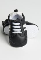 POP CANDY - Baby pull on sneaker - black