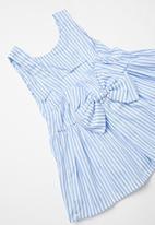 POP CANDY - Baby dress & panty set - blue