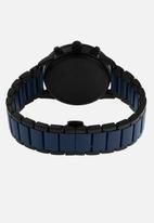 Armani - Mario - black & blue