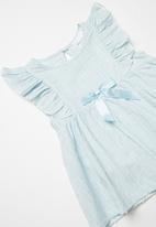 POP CANDY - Baby dress - light blue