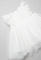 POP CANDY - Baby girl dress - white