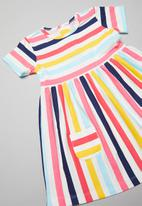 POP CANDY - Girls  T-shirt dress & panty set - multi