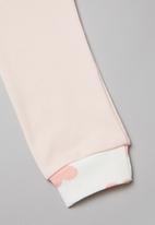POP CANDY - Girls pyjamas set - white & pink