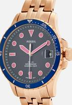 Fossil - Fb - 01 - rose gold