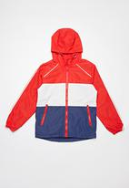POP CANDY - Boys bomber jacket - navy & red