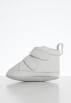 shooshoos - Baby hi-top sneaker - white