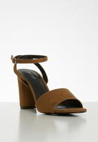 Superbalist - Luci barely-there heel - tan
