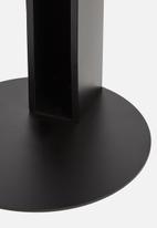 Sixth Floor - Edna side table - black