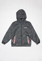 Rebel Republic - Boys windproof jacket - grey