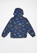 POP CANDY - Boys printed hooded jacket - multi