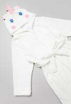 POP CANDY - Girls robe - white