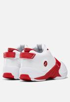 Reebok - Answer V - white / power red
