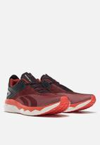 Reebok - Floatride run panthea - red ember/black/white