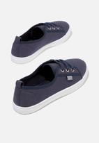 Cotton On - Amie plimsoll - navy