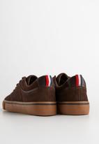 MANGO - Puxet sport sneaker - brown