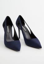 MANGO - Every heel - navy