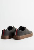 MANGO - Puxet suede sneaker - grey