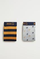 MANGO - Tortu boxers - multi