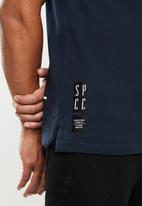 S.P.C.C. - Braddock signature pique golfer - ink