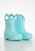 Crocs - Handle it rain boot kids - ice blue