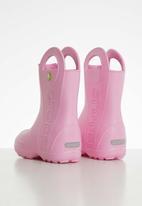 Crocs - Handle it rain boot - carnation