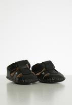 POP CANDY - Baby sandals - black