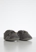 POP CANDY - Velcro strap bootie - grey