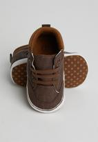 POP CANDY - Baby sneaker - brown